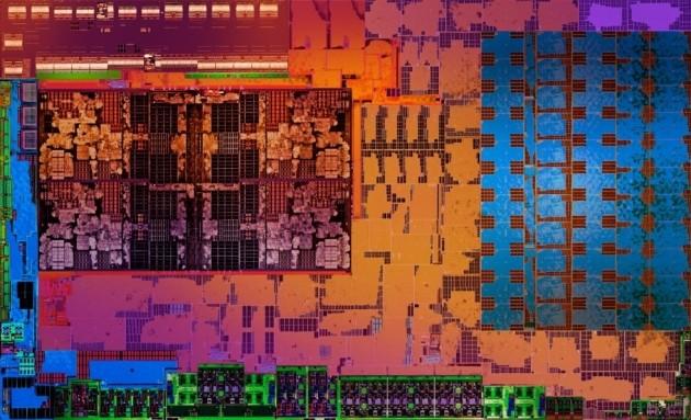 AMD Ryzen Mobile die