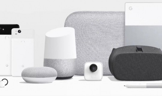 Google Clips, Pixel Buds e Daydream View