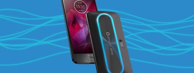 Moto Smart Speaker con Amazon Alexa