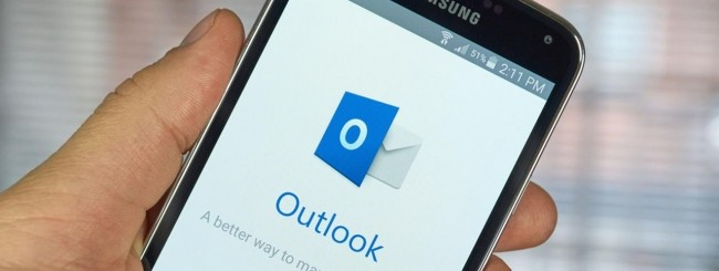 Outlook per Android