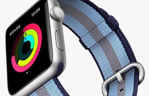 Gli anelli di Apple Watch Series 3 per stimolare l'utente all'attività fisica