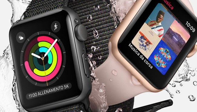 rivenditore all'ingrosso 62d83 068b2 Apple Watch Series 3