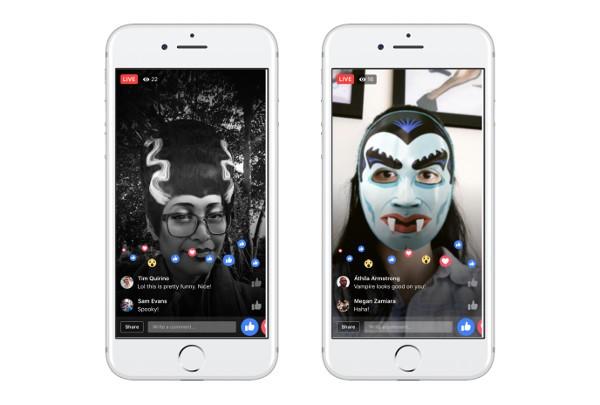 Un Halloween da paura con Facebook
