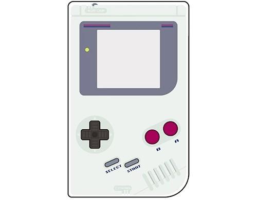 L'immagine allegata alla documentazione: in arrivo la riedizione Mini dello storico Game Boy?