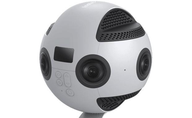 Insta360 Pro è la prima videocamera a 360 gradi certificata da Google come Street View Ready