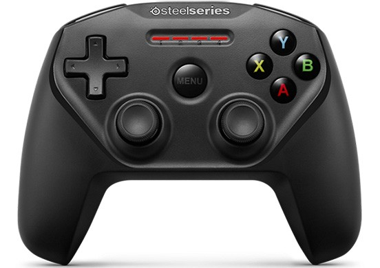 Il controller di gioco wireless Nimbus di SteelSeries compatibile con la nuova Apple TV 4K