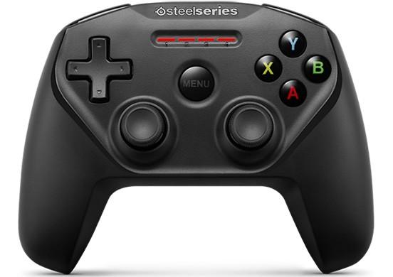 Il controller di gioco wireless Nimbus di SteelSeries compatibile con la nuova Apple TV 4K