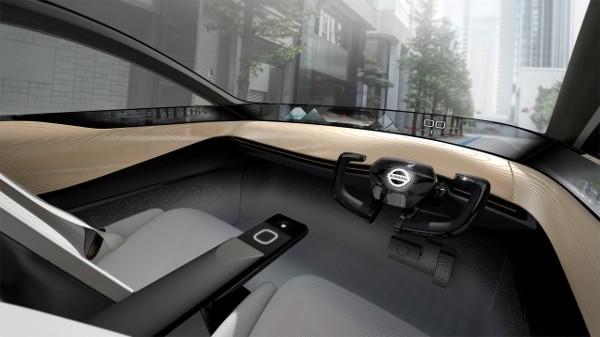Nissan svela l'auto elettrica del futuro