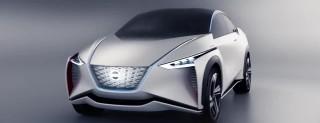 Nissan IMx: 600 Km di autonomia e self-driving