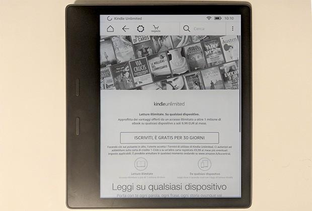 """Kindle Unlimited, la formula di abbonamento """"all you can read"""" proposta da Amazon"""