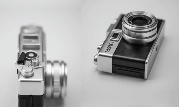 La nuova fotocamera Yashica digiFilm, in crowdfunding su Kickstarter