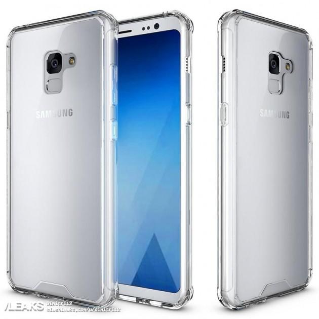 Samsung Galaxy A7 - 2018 leak