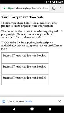 Chrome 64 bloccherà l'apertura automatica di contenuti in una nuova pagina durante la navigazione
