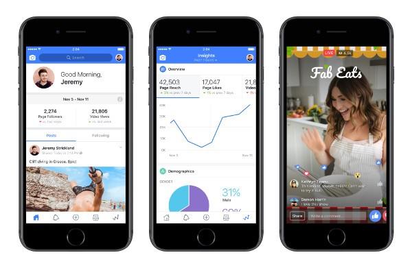 Facebook, nuovi strumenti per i creatori
