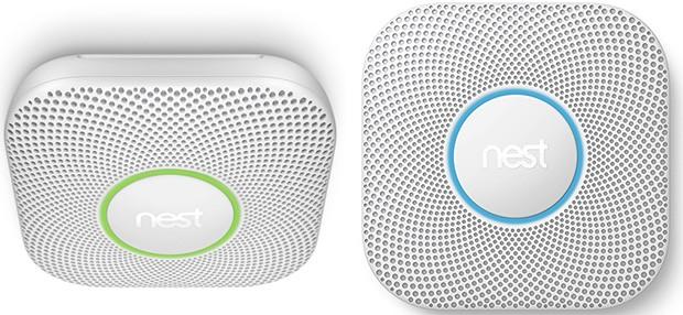 Nest Protect, il rilevatore intelligente di fumo e monossido di carbonio