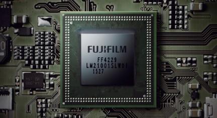 Il processore X-Processor Pro della mirrorless