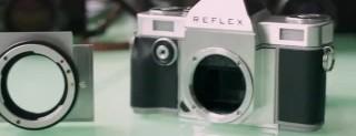 Reflex 1, una nuova fotocamera analogica