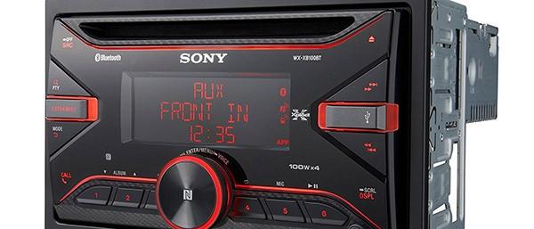 Ricevitore CD Sony