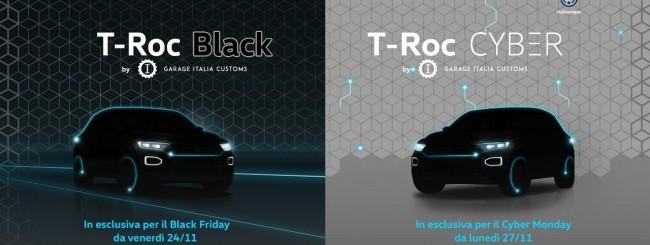 Black Friday Amazon, Volkswagen T-Roc