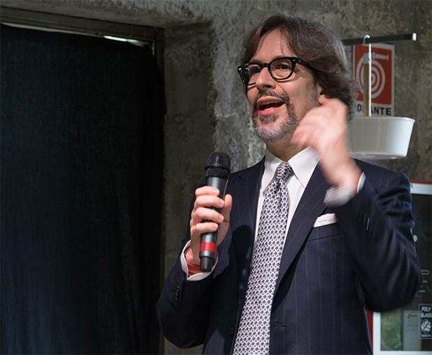 L'intervento di Fabio Vaccarono, Managing Director di Google Italy