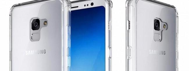 Samsung Galaxy A8 (2018) leak