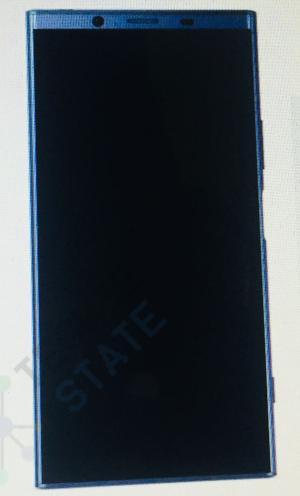 Sony Xperia XZ2 leak