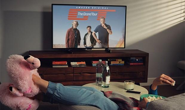 Tra i contenuti in streaming supportati da Fire TV Stick ci sono quelli della piattaforma Amazon Prime Video