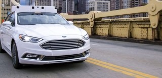 Ford, self-driving car