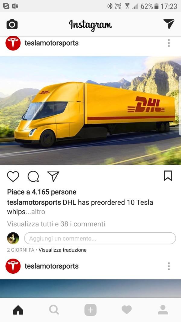 Instagram, commenti diretti dal feed