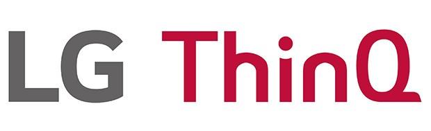 Il logo di LG ThinQ, brand del gruppo sudcoreano focalizzato sull'intelligenza artificiale
