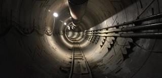 The Boring Company, tunnel
