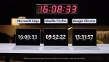 Microsoft Edge, campione di autonomia