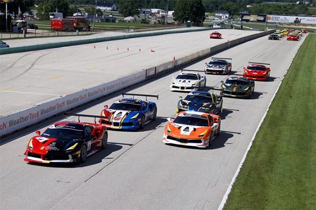 Ferrari Challenge North America Series
