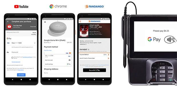 La nuova piattaforma per i pagamenti Google Pay