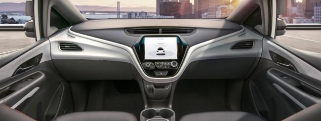 GM, auto completamente autonome dal 2019