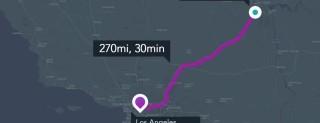 CES 2018: Virgin Hyperloop One con HERE