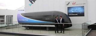 Virgin Hyperloop One, HERE