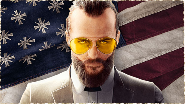 Joseph Seed, l'antagonista di Far Cry 5