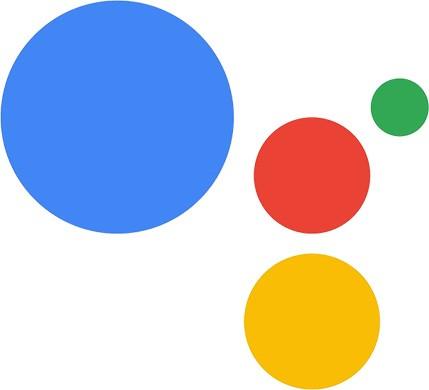 Il logo dell'Assistente Google, che secondo i dipendenti di bigG ricorderebbe un barboncino