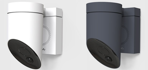 Somfy Outdoor Camera, videocamera per la sorveglianza in ambienti esterni