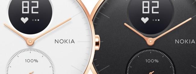 Nokia Steel HR Rose Gold