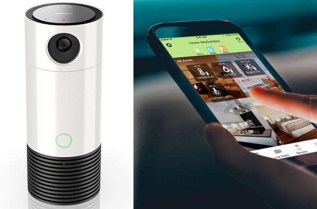 Toshiba Symbio Smart Home Solution e l'applicazione mobile per il controllo del dispositivo
