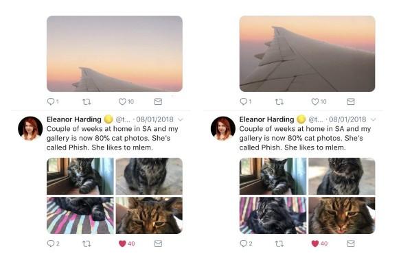 Twitter, reti neurali per l'anteprima delle foto