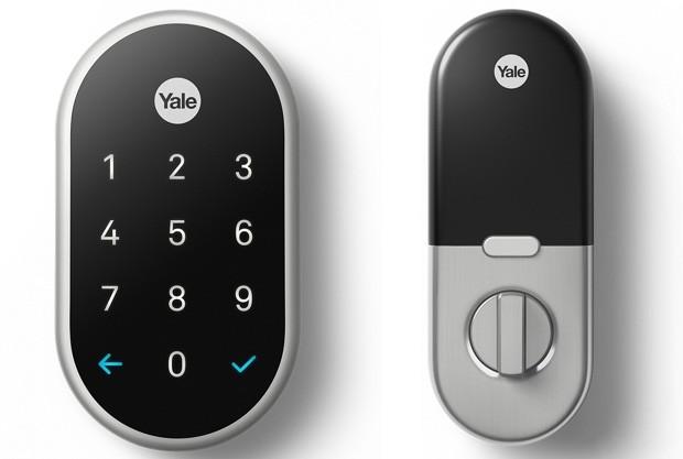 Nest x Yale, serrature smart per la casa