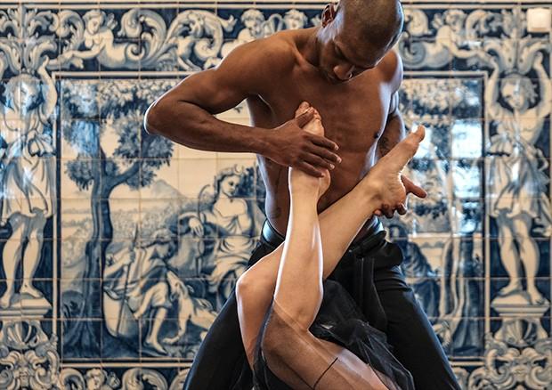Fujifilm X-H1: workshop danza curato da Agathe Poupeney