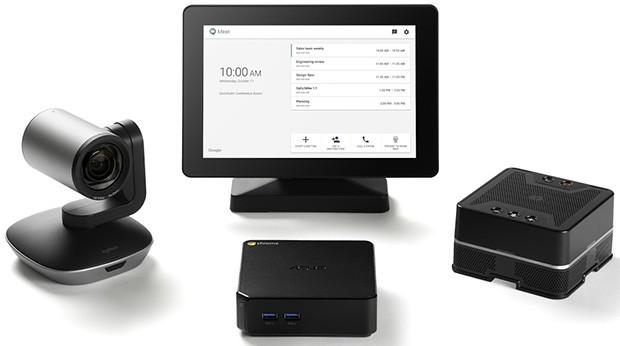 Il nuovo hardware di Google per la comunicazione in ambito aziendale