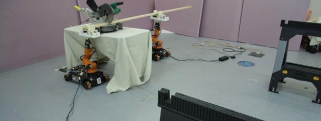 MIT, robot carpentieri per mobili su misura