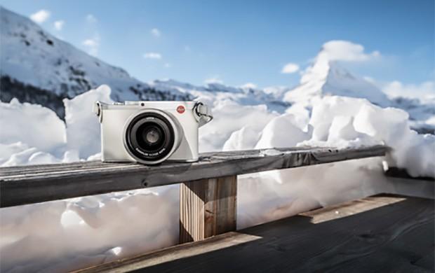 La mirrorless Leica Q nell'edizione limitata Snow