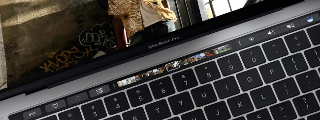 Tastiera MacBook