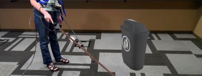 Microsoft, la realtà virtuale aiuta i non vedenti